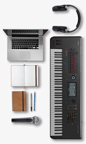 worship academy music and production equipment